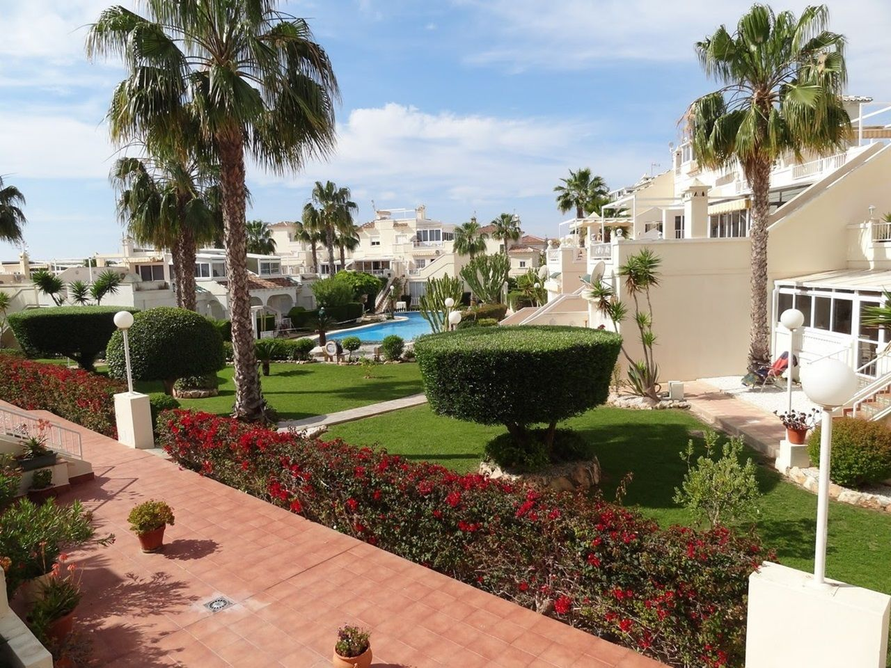 Ref:HA-OC-153 Townhouse For Sale in Orihuela Costa