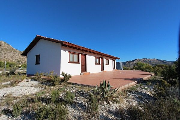 Ref:FVJ-1036 Villa For Sale in Jijona