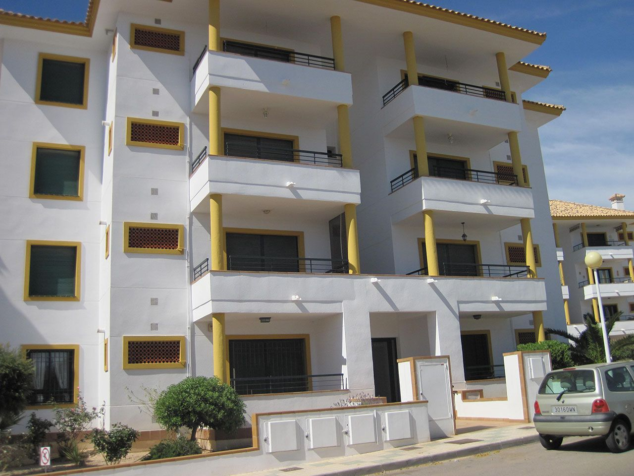 Ref:HA-OCN-210-A01 Single storey apartment For Sale in Orihuela Costa