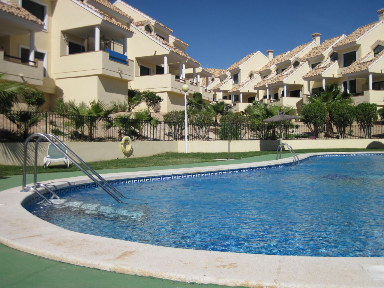 Ref:HA-OCN-213-R01 Townhouse For Sale in Orihuela Costa