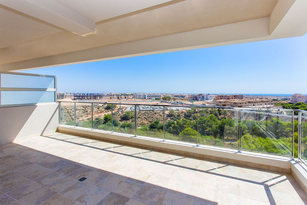 Ref:HA-OCN-604-A01 Single storey apartment For Sale in Orihuela Costa