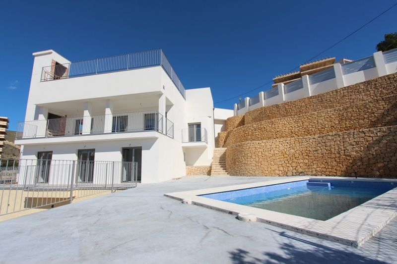 Ref:FVJ-JS1044 Villa For Sale in El Campello