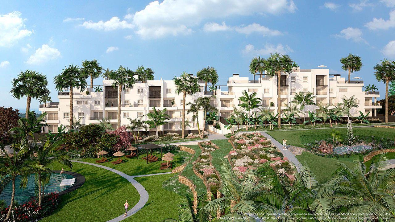 Ref:HA-OCN-701-A03 Penthouse For Sale in Orihuela Costa