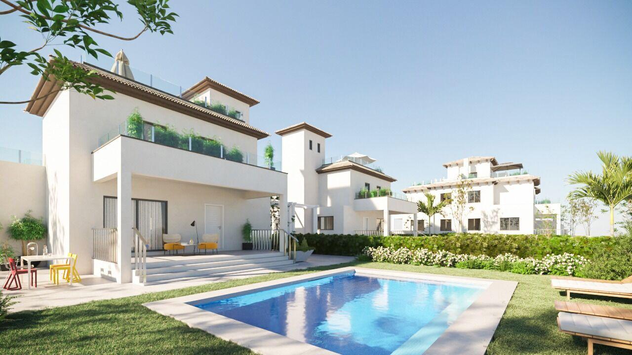 Ref:HA-MAN-251-E01 Villa For Sale in La Marina