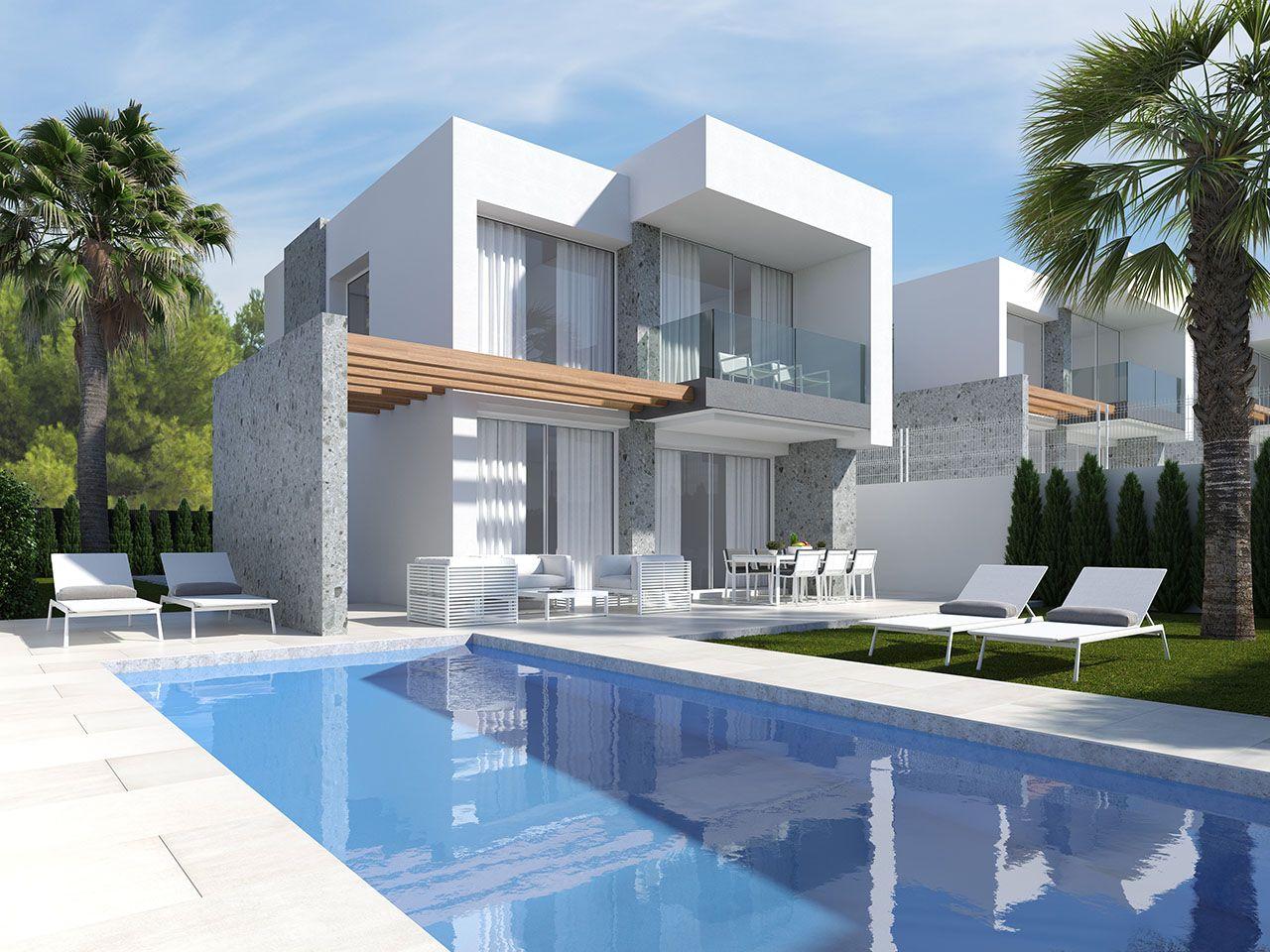 Ref:HA-FIN-290-E01 Villa For Sale in Finestrat