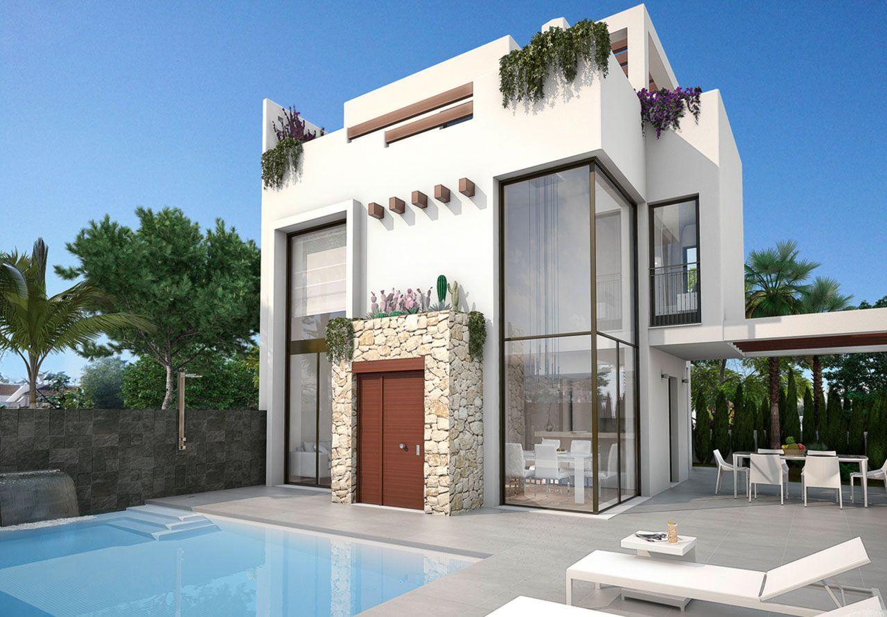 Ref:HA-RON-360-E03 Villa For Sale in Rojales