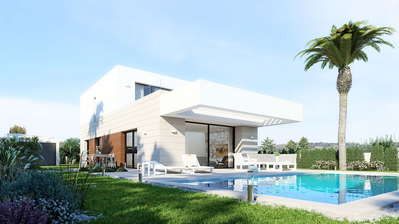 Ref:HA-MSN-120-E01 Villa For Sale in Los Montesinos