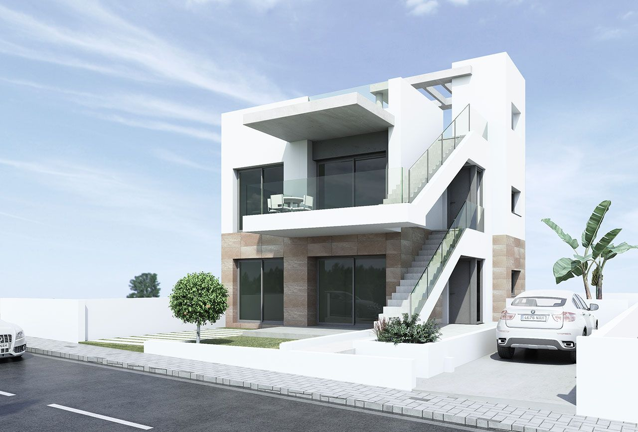 Ref:HA-SMN-205-A01 Ground Floor For Sale in San Miguel de Salinas