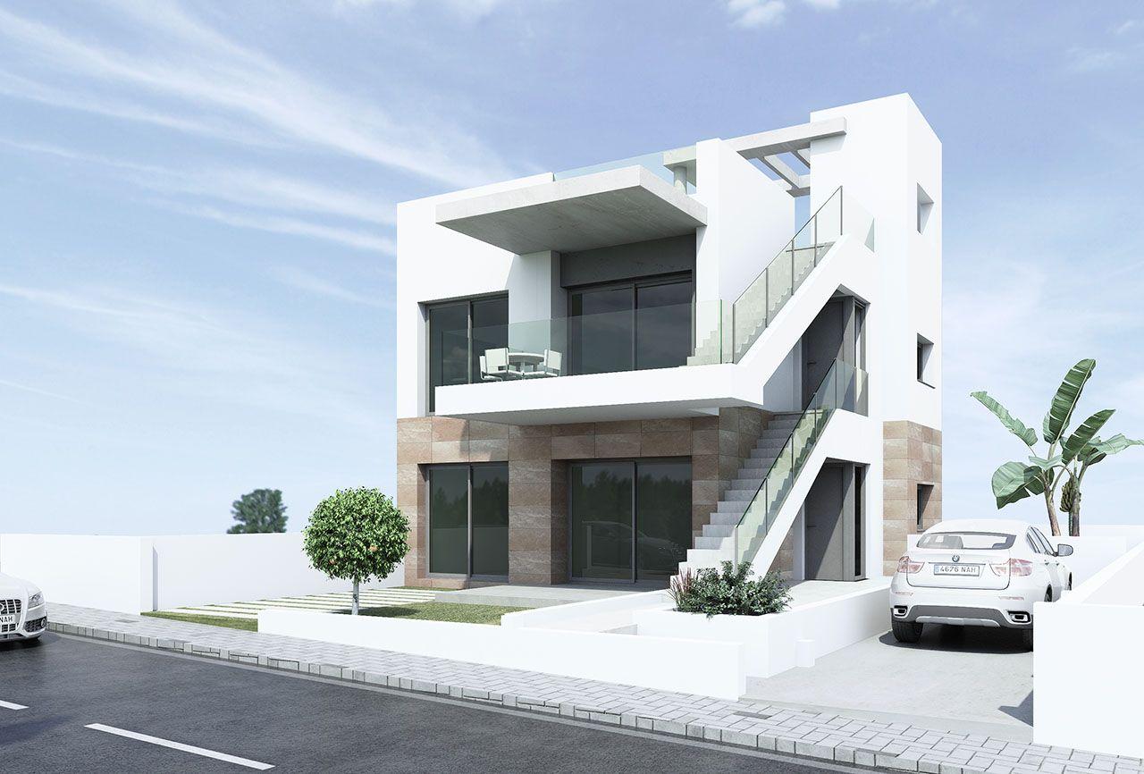 Ref:HA-SMN-205-A02 Penthouse For Sale in San Miguel de Salinas